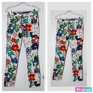 Zara Collection Summer Collection Fit career pants